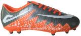 Bottes du football du football des hommes avec les chaussures de TPU Outsole (815-2647)