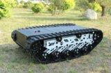 Plataforma de robot inalámbrico de adquisición de imágenes de caucho Track Crawler (K03SP6MCAT9)
