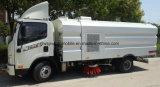 Nuevo carro de la limpieza del vacío del camino M3 del barrendero 6 del diseño de FAW 4*2