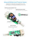 Le chargeur 5V sans fil 1A/2.4A de véhicule conjuguent le chargeur 2 In1 de véhicule d'USB