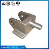 El metal de la fundición del OEM/la inversión/la arena de la pieza de acero fundido echaron con hierro gris/dúctil
