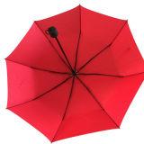 Самый популярный дешевый выдвиженческий складывая зонтик дождя