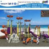 Campo da giuoco esterno HD-Kq50024A della trasparenza dei bambini di serie degli stranieri