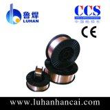 Schweißens-Verbrauchsmaterialien CO2 Schweißens-Draht Aws Er70s-6