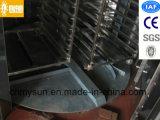64 Tellersegment-elektrischer Ofen-Dieselofen-Drehofen für Bäckerei