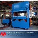 Machine de vulcanisation hydraulique en caoutchouc de plaque automatique de presse de vulcanisateur