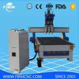 Router multifunzionale di CNC di falegnameria di alta velocità 3-Process