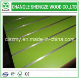 Glossy UV / PVC / Acrylique / Mélamine MDF Slot Board Panel