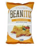 Les puces de haricot blanc Sac d'emballage/snack-sac en plastique