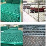 Frontière de sécurité protectrice hexagonale galvanisée (1m *2.5m)