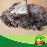 Роскошный мех кролика Rex высокого качества для втулки