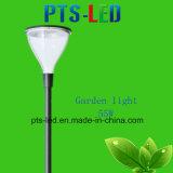Indicatore luminoso esterno del giardino di IP65 55W LED con Ce