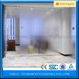 Yantai Hzh Ácido de boa qualidade de Vidro gravado para a partição decorativas