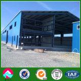 Edificio/plantas de acero prefabricadas de Workshops&/propiedades inmobiliarias