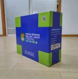 Lumières solaires de plaque de porte de la qualité DEL de marque de Mang