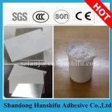 Placa de gesso Cola de PVC em alumínio