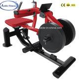 Equipamento de ginásio comercial vitelo Levante a chapa carregado o equipamento de fitness / equipamento de exercício da perna