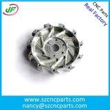 Подвергли механической обработке CNC, котор изготовления компонентов, компоненты машины CNC, части CNC подвергая механической обработке