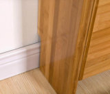 Zapato de madera sólida chasis de armario (M-X2097)