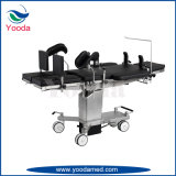 Tabela manual e hidráulica do hospital e do teatro de funcionamento do equipamento médico