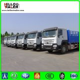 Sinotruk 6X4 336HP 40tonの頑丈な貨物自動車の貨物トラック