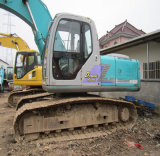 Máquinas escavadoras Kobelco Sk200 de Kobelco da segunda mão