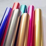 Hoja de estampación caliente de alta calidad para el cuero de plástico de papel