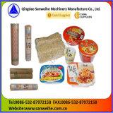 Macchina per l'imballaggio delle merci automatica dello Shrink di calore della guarnizione dei 3 lati