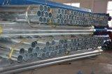 Tubi d'acciaio galvanizzati Sch40 dello spruzzatore di protezione antincendio di UL/FM ASTM A795