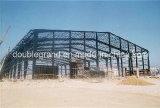A oficina da construção de aço/pré-fabricou a oficina da construção de aço