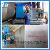 Tuyau métallique grenaillage Machine de nettoyage