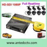 O melhor 4/8 de gravador de vídeo video automotriz da fiscalização da canaleta HD 1080P com 4G 3G GPS WiFi