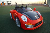 Baby-Batterie-Auto mit RC, Fahrt auf Auto mit Batterie