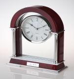 Articles de cadeaux en gros Horloge en bois décoratif, horloge en bois
