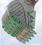 鉱山の掘削機のためのバケツの摩耗の部品