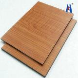 Painéis de parede de madeira Folha ACP de Design de Interiores