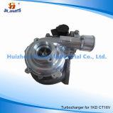 Turbocharger para Toyota 1kd-Ftv CT16V 17201-0L040 2kd-Ftv/1CD-Ftv/1vd-Ftv