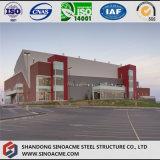 Высокий стадион стальной структуры подъема с штольн