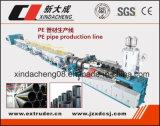 Линия штрангя-прессовани трубы PE одностеночная Corrugated пластичная