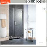 die 4-19mm Sicherheits-der freie Raum und Muster, die/flach sind, verbogen ausgeglichenes/Hartglas für Badezimmer-/Dusche-Bildschirm/Tür/Partition mit SGCC/Ce&CCC&ISO Bescheinigung
