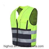 Veste de ciclagem da segurança com padrão do ANSI (C2422)