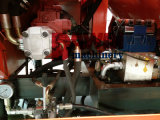 [45كو] [إلكتريك موتور] خرسانة قوّيّة إجماليّة يمزج مضخة مع [450ل] خلّاط طبل