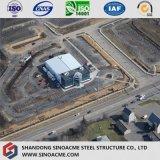 Stahlkonstruktion-Aufbau für Peb Lager-Halle