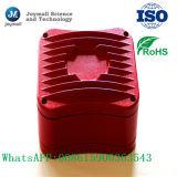 Druckguss-Aluminiumlegierung-Puder-Beschichtung-Teil für LKW GPS-Kasten