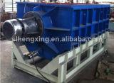 Máquina de Acabamento vibratório tipo linear, Moedor de superfície