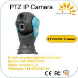 Macchina fotografica termica infrarossa della multi di funzione dello scanner cupola di velocità