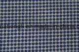Os fios tingidos T/R tecido Jacquard, 64%34%Poliéster Rayon 2%elastano, 240gsm