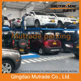 Levage hydraulique vertical de véhicule de la vente 2.7ton de poste chaud de la CE deux