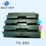Новые совместимые для Kyocera ТК-590 C/M/Y/K лазерного принтера картридж с тонером производителя