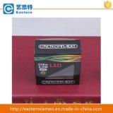 Do indicador de papel do bulbo do diodo emissor de luz da cor caixa de empacotamento